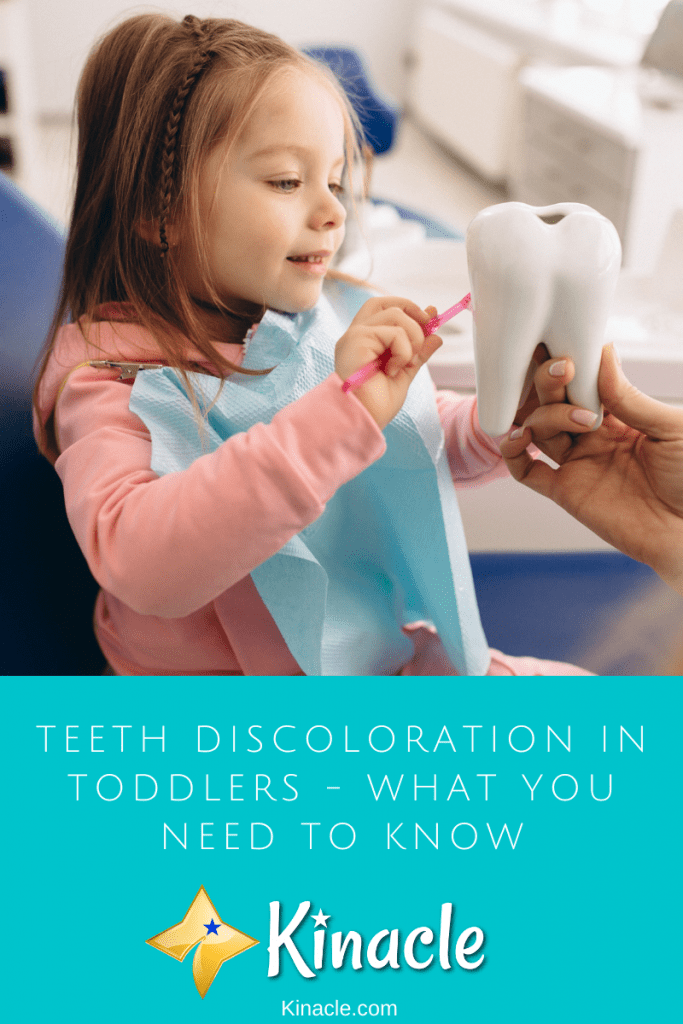 Teeth Discoloration In Toddlers - What You Need To Know