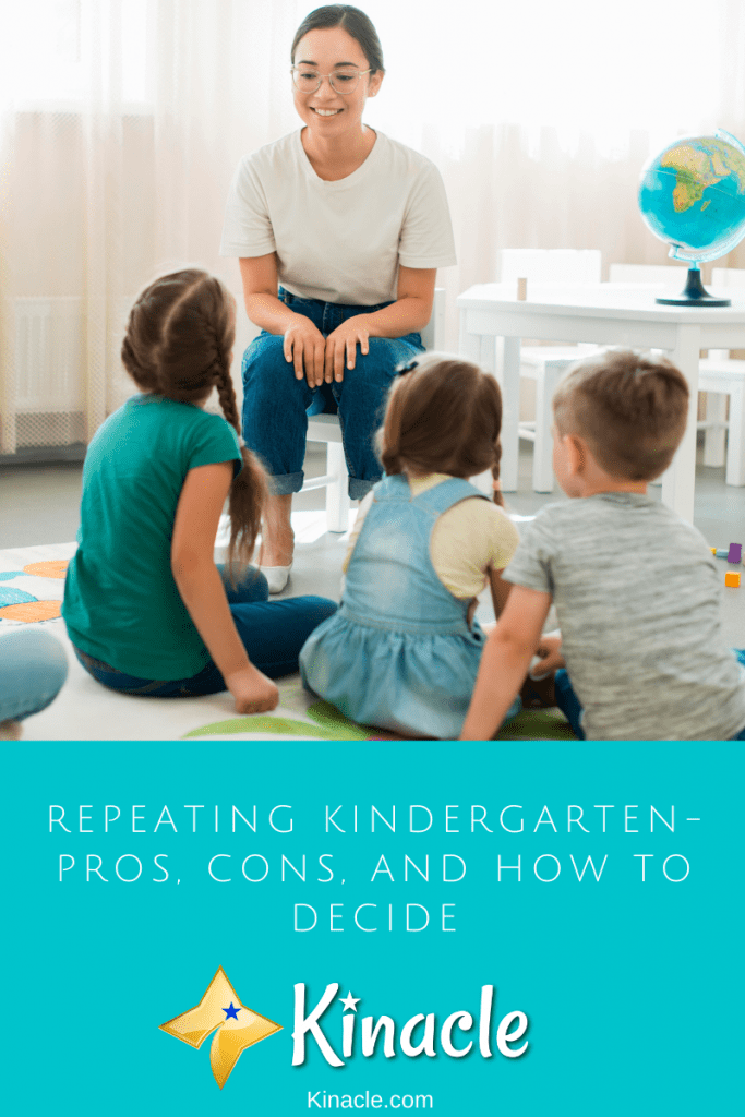 Repeating Kindergarten- Pros, Cons, And How To Decide