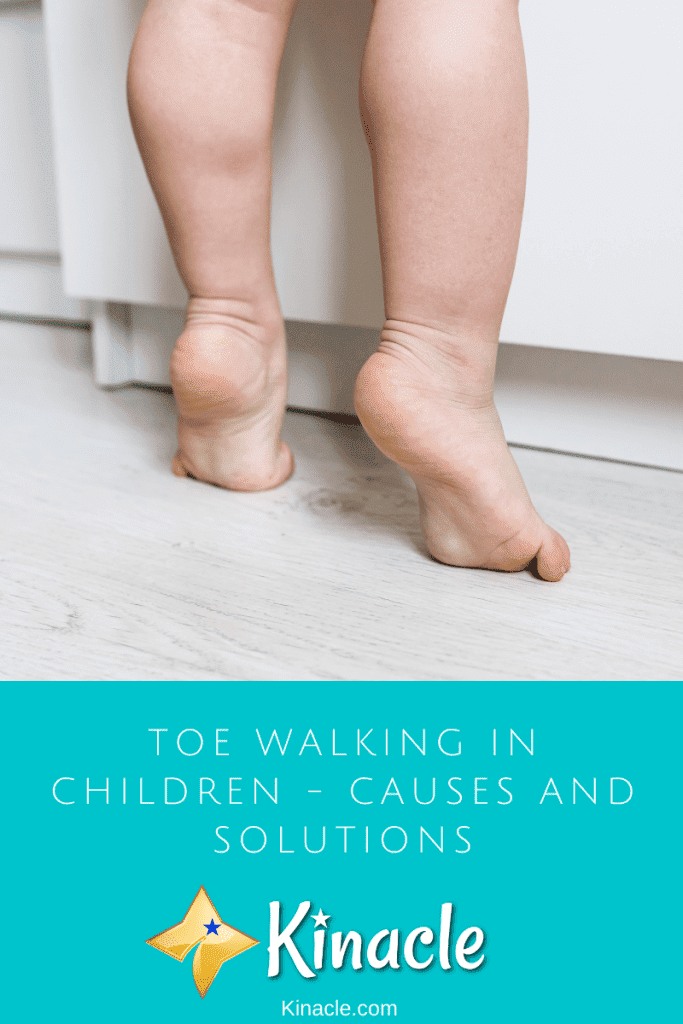 Toe Walking In Children - Causes And Solutions